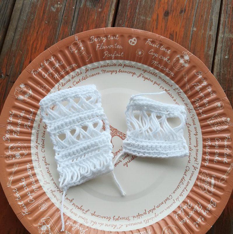 かぎ針編みの模様その12ーリング編みの編み方