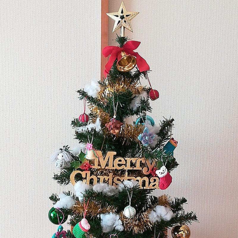 かぎ針編みで編む「クリスマスオーナメント」の編み方まとめ